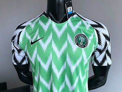 513fb27e5 Nigeria-2018-World-Cup-Jersey-Home-Shirt