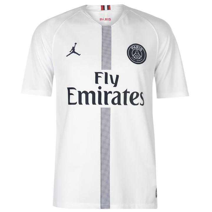 fe6e636d6ac Paris Saint Germain UCL Away Shirt 2018 2019 Nike Jordan – Sportsmallgh