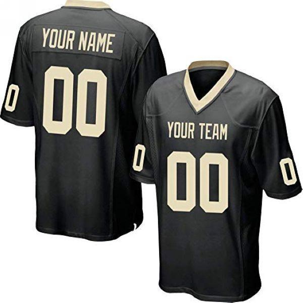 Custom-Football-Jersey-Embroidered-Your-Names-and-Numbers-–-Black-Gold-600×600